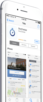 Download DocClocker on App Store